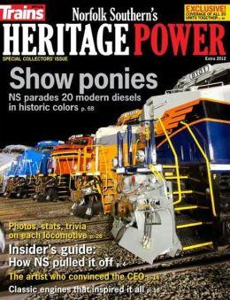 Trains Magazine's Heritage Power 2012