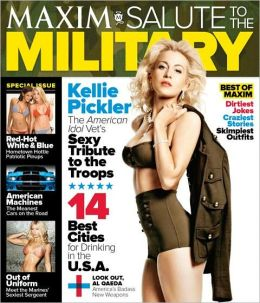 Maxim's Salute to the Military 2012