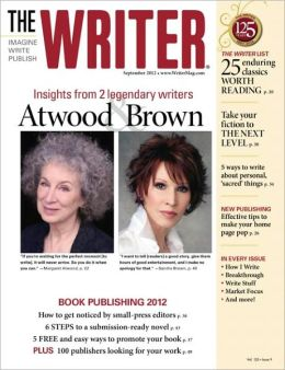 The Writer - September 2012