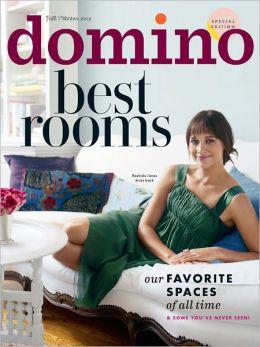 Domino Magazine - Fall and Winter 2012