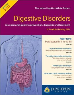 Johns Hopkins White Paper - Digestive Disorders 2012