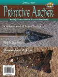 Book Cover Image. Title: Primitive Archer Magazine, Author: Bigger Than That Production