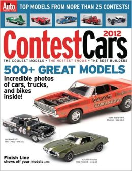 Scale Auto's Contest Cars 2012