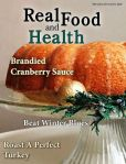Book Cover Image. Title: Real Food and Health, Author: Traditions Media and Publishing