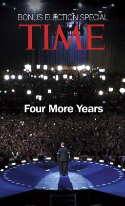 TIME Magazine's Election Results Special Report 2012