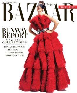 Harper's BAZAAR's Runway Report - Fall-Winter 2012