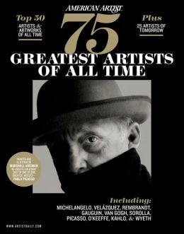 American Artist's 75 Greatest Artists of All Time 2012