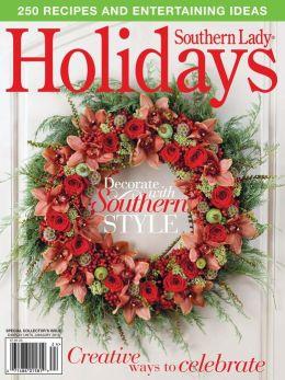Southern Lady's Holidays 2012