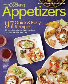 The Best of Fine Cooking - Appetizers 2012