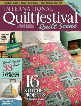 Quilt Scene's International Quilt Festival 2012