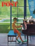 Book Cover Image. Title: The Saturday Evening Post, Author: The Saturday Evening Post Society