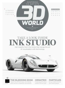 3D World Magazine - For 3D Artists and Animators