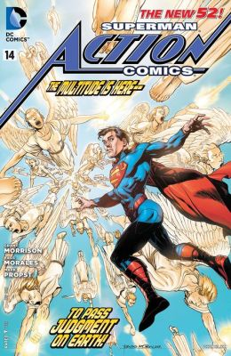 Action Comics #14 (2011- ) (NOOK Comics with Zoom View)