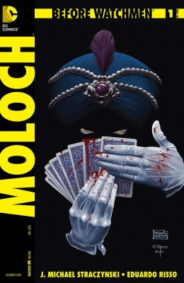 Before Watchmen: Moloch #1 (NOOK Comics with Zoom View)