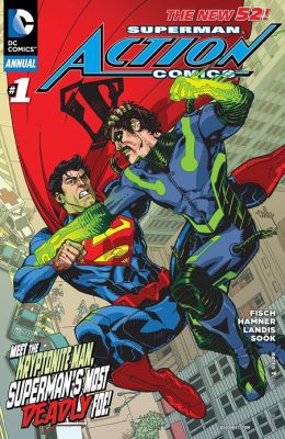 Action Comics Annual #1 (2011- ) (NOOK Comics with Zoom View)