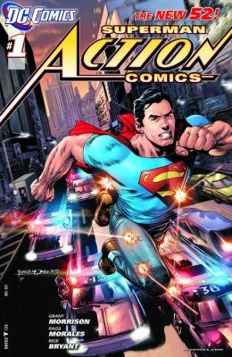 Action Comics #1 (2011- ) (NOOK Comics with Zoom View)