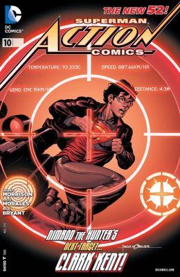 Action Comics #10 (2011- ) (NOOK Comics with Zoom View)