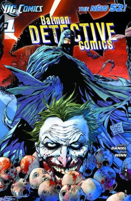 Detective Comics #1 (2011- ) (NOOK Comics with Zoom View)
