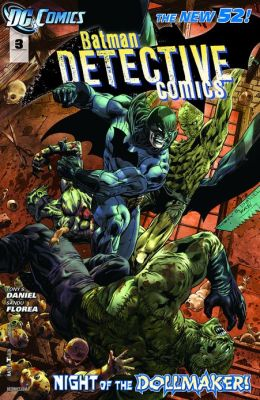Detective Comics #3 (2011- ) (NOOK Comics with Zoom View)