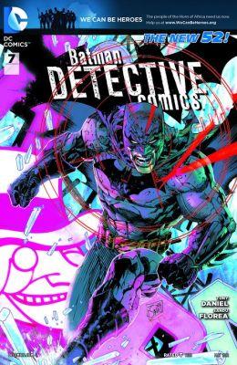 Detective Comics #7 (2011- ) (NOOK Comics with Zoom View)
