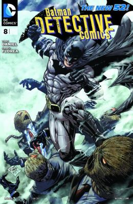 Detective Comics #8 (2011- ) (NOOK Comics with Zoom View)
