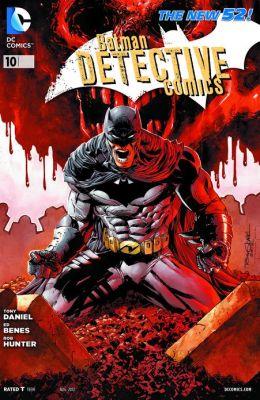 Detective Comics #10 (2011- ) (NOOK Comics with Zoom View)