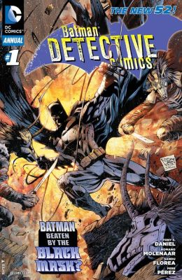 Detective Comics Annual #1 (2011- ) (NOOK Comics with Zoom View)