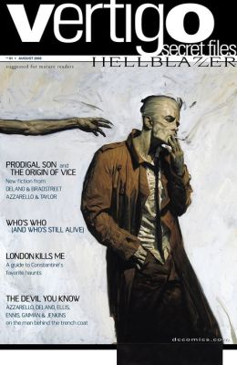 Vertigo Secret Files: Hellblazer #1 (NOOK Comics with Zoom View)