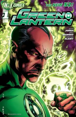 Green Lantern #1 (2011- ) (NOOK Comics with Zoom View)