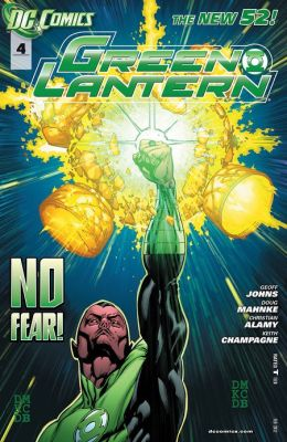 Green Lantern #4 (2011- ) (NOOK Comics with Zoom View)