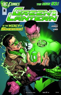 Green Lantern #6 (2011- ) (NOOK Comics with Zoom View)