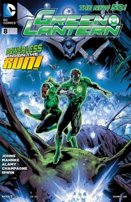 Green Lantern #8 (2011- ) (NOOK Comics with Zoom View)