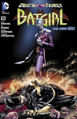 Batgirl #14 (2011- ) (NOOK Comics with Zoom View)