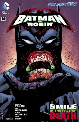 Batman and Robin #14 (2011- ) (NOOK Comics with Zoom View)