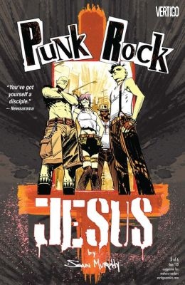 Punk Rock Jesus #5 (NOOK Comics with Zoom View)