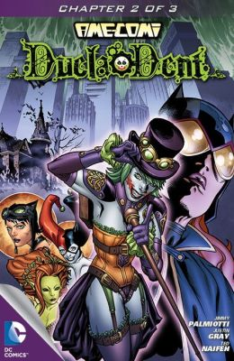 Ame-Comi III: Duela Dent #2 (NOOK Comics with Zoom View)