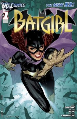Batgirl #1 (2011- ) (NOOK Comics with Zoom View)