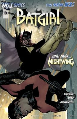 Batgirl #3 (2011- ) (NOOK Comics with Zoom View)