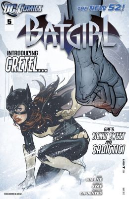 Batgirl #5 (2011- ) (NOOK Comics with Zoom View)