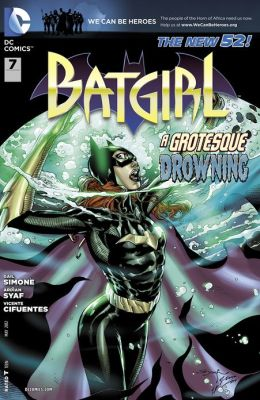 Batgirl #7 (2011- ) (NOOK Comics with Zoom View)