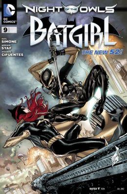 Batgirl #9 (2011- ) (NOOK Comics with Zoom View)