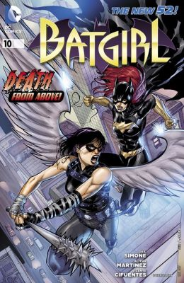 Batgirl #10 (2011- ) (NOOK Comics with Zoom View)