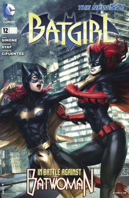 Batgirl #12 (2011- ) (NOOK Comics with Zoom View)