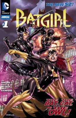 Batgirl Annual #1 (2011- ) (NOOK Comics with Zoom View)