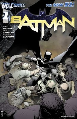 Batman #1 (2011- ) (NOOK Comics with Zoom View)