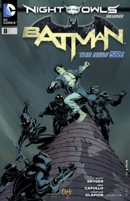 Batman #8 (2011- ) (NOOK Comics with Zoom View)