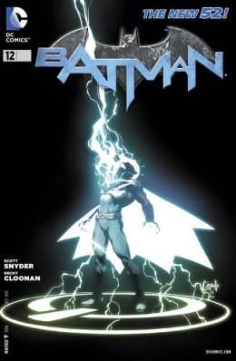 Batman #12 (2011- ) (NOOK Comics with Zoom View)