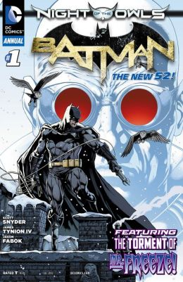 Batman Annual #1 (2011- ) (NOOK Comics with Zoom View)