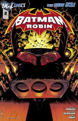 Batman and Robin #2 (2011- ) (NOOK Comics with Zoom View)