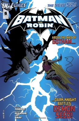 Batman and Robin (2011- ) #6 (NOOK Comic with Zoom View)